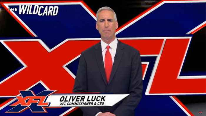 Andrew Luck's Father To Be New XFL Commissioner