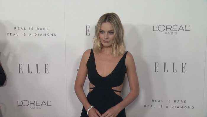 Margot Robbie producing movie about female firefighters