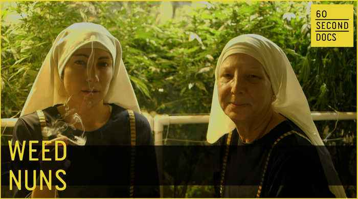 Weed Nuns // 60 Second Docs