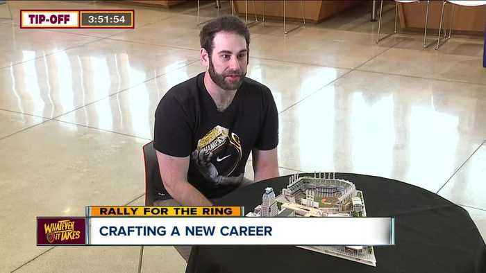News video: Local man uses miniature models to build new professional path
