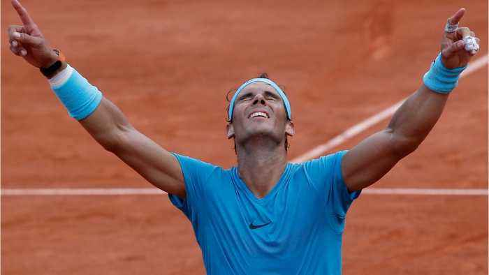 News video: Nadal Wins 11th Title And 17th Major Overall