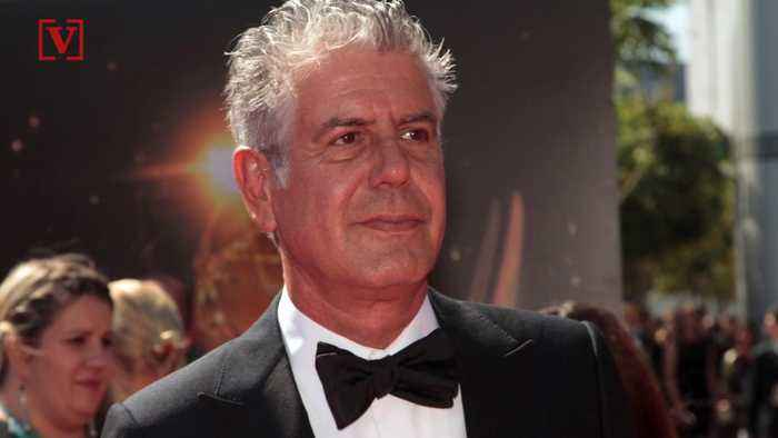 News video: Anthony Bourdain's Ex Shares Photo of Their 'Strong and Brave' Daughter