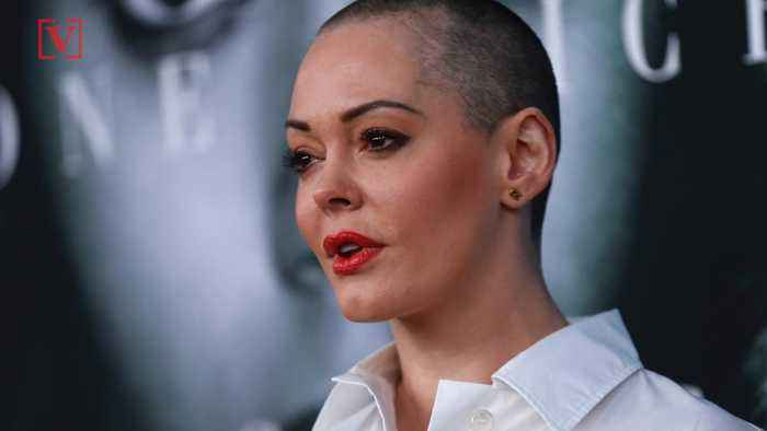 News video: Addressing the Rumors, Rose McGowan Defends Anthony Bourdain's Girlfriend, Asia Argento