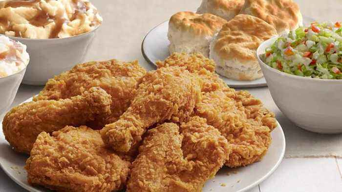 KFC Testing Out Vegetarian Fried Chicken & MORE Menu Items