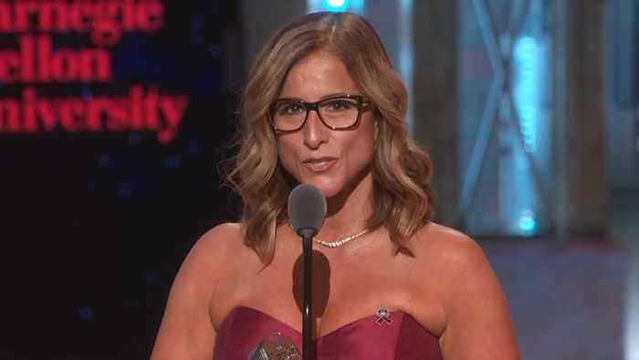 Parkland Drama Teacher Melody Herzfeld Honored at the Tony Awards