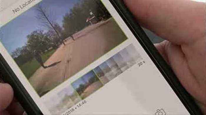 News video: Time machine camera means you'll never miss the moment