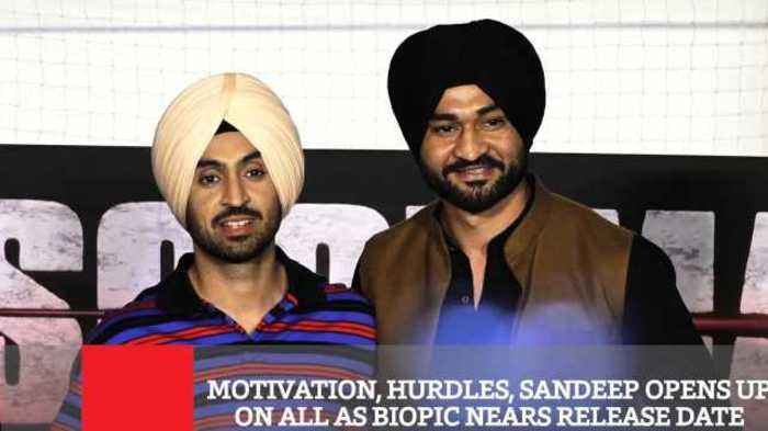 News video: Motivation, Hurdles, Sandeep Opens Up On All As Biopic Nears Release Date
