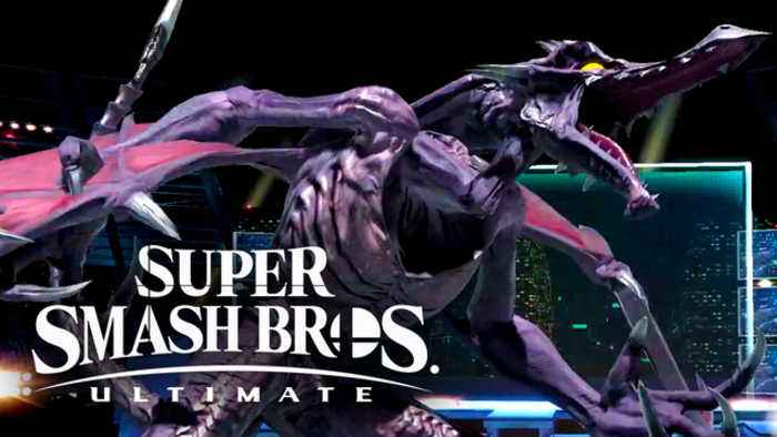 Super Smash Bros. Ultimate - Ridley Reveal Trailer