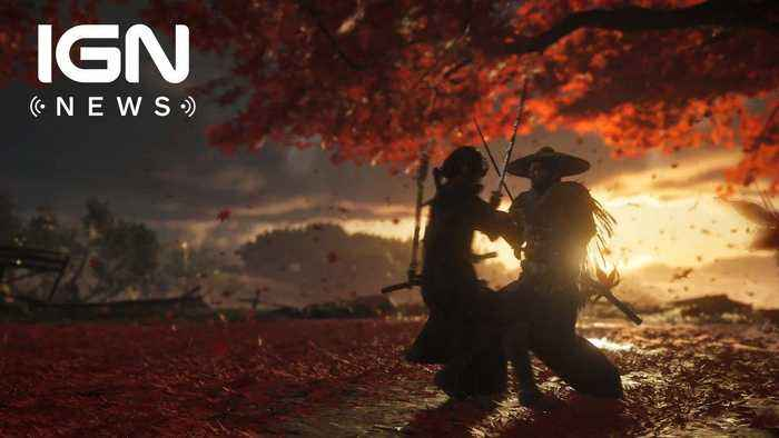 Ghost of Tsushima: New Gameplay Details