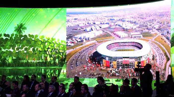 Morocco launches fifth bid to host World Cup