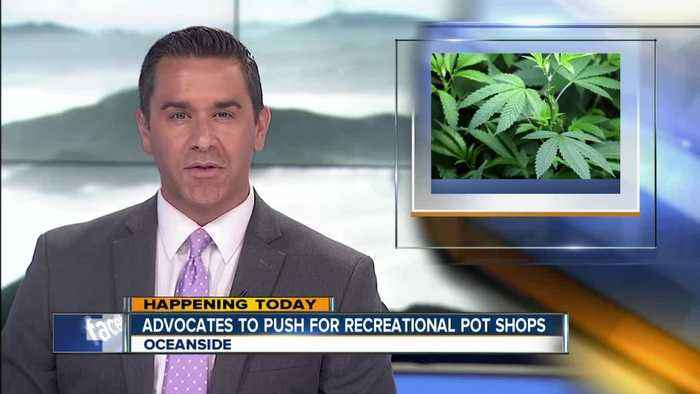 News video: OB's push for pot shops