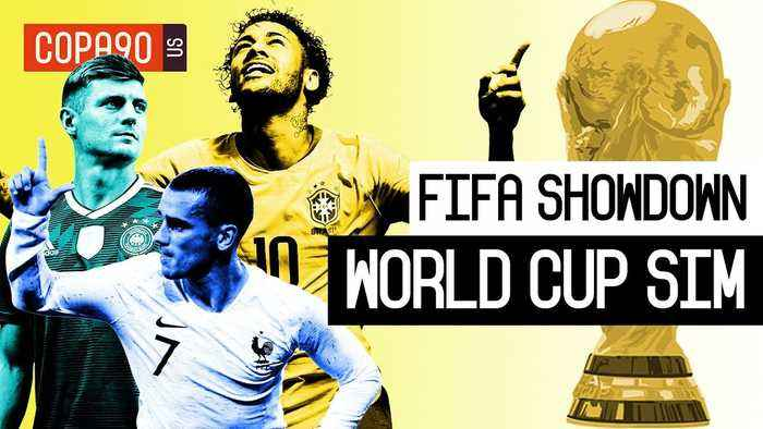 News video: The Winner of World Cup 2018 is...? - FIFA Showdown | Ep. 10
