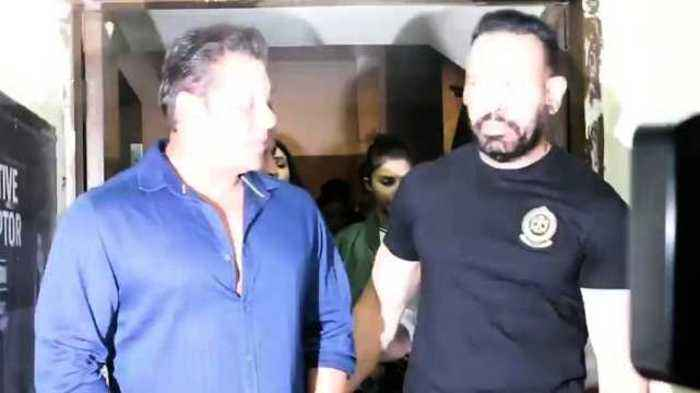 News video: Race 3 Bollywood Celebrities Reviews | Grand Screening