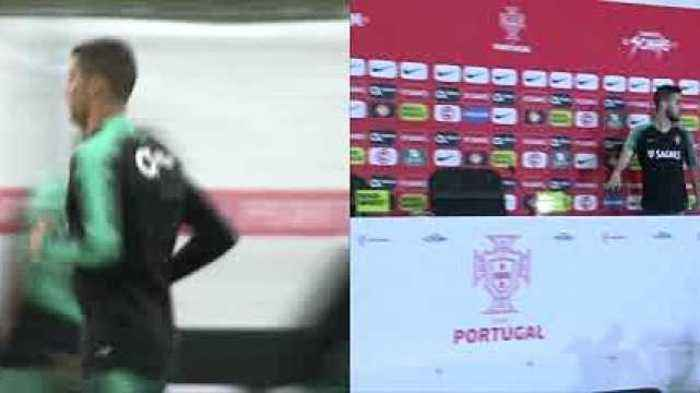 News video: Portugal to focus on themselves, not Spanish issue