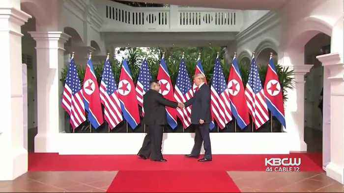 News video: Bay Area Defense Expert Says It's Too Soon to Call Singapore Summit a Success