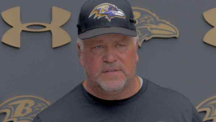 Terrell Suggs impressing defensive coordinator at Ravens minicamp