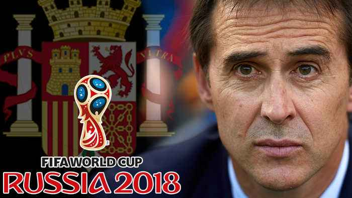 Spain FIRES Coach 2 Days Before Facing Cristiano Ronaldo! | 2018 World Cup