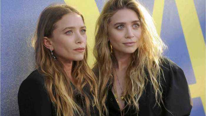 News video: Mary-Kate & Ashley Olsen Never Stray From These Beauty Trends