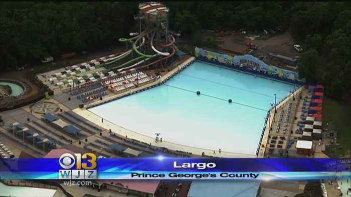 News video: Boy, 14, In Critical Condition After Near Drowning At Six Flags
