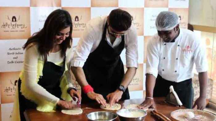 Delhi Highway Restaurant new menu called Purani dilli ka Zayka launched by Arshi Khan