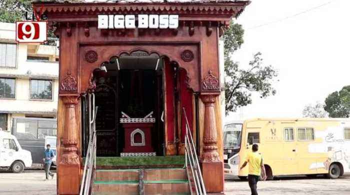 News video: Experience The Bigg Boss House In This Bus  Marathi Bigg Boss House Replica - Mahesh Manjrekar