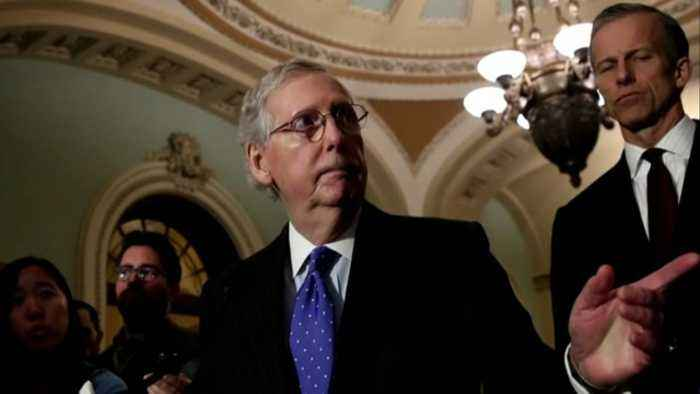 News video: Mitch McConnell becomes longest-serving Senate GOP leader