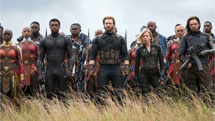 Marvel Shows 'Avengers 4' At CineEurope