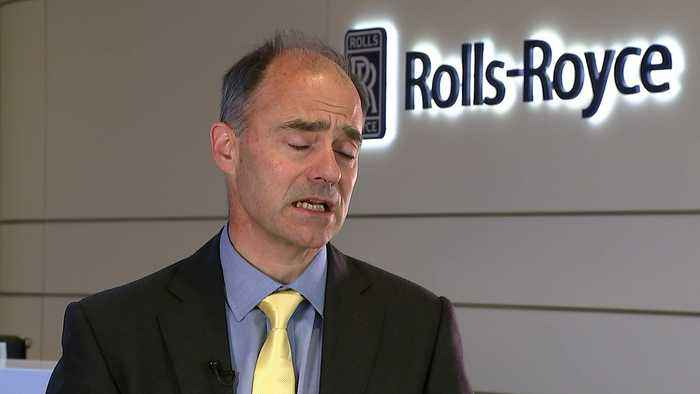 Rolls-Royce boss says job cuts will help secure the business