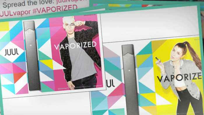 Juul e-cigarettes criticized as popularity rises among teens