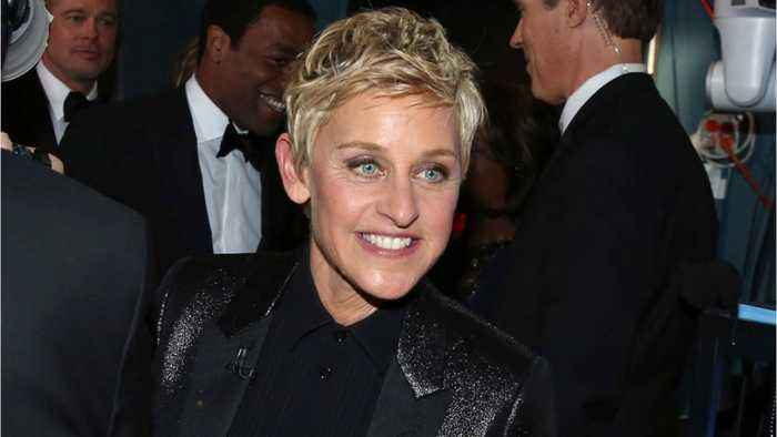 Ellen DeGeneres To Make Return To Stand-Up After 15 Years