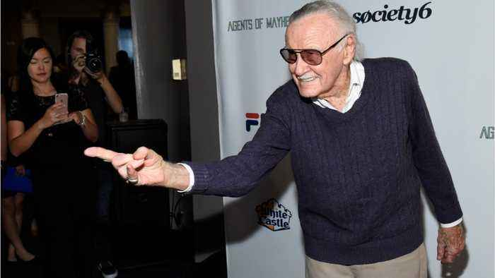 Stan Lee Granted Restraining Order Following Claims Of Elder Abuse