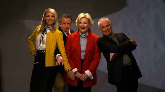 News video: Murphy Brown - They're Back! Say Hello To The Stars Of Murphy Brown