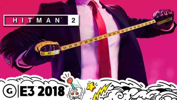 News video: How Hitman 2's Levels are Built from the Ground Up | E3 2018