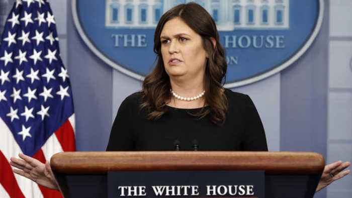 News video: Sarah Sanders, Raj Shah expected to leave White House posts