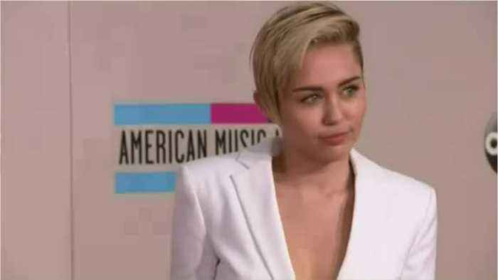 News video: Miley Cyrus Defends Selena Gomez