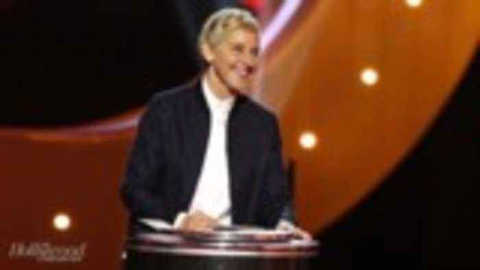 News video: Ellen DeGeneres to Embark on Limited-Run Comedy Tour | THR News
