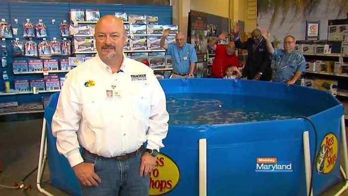 News video: Bass Pro Shops
