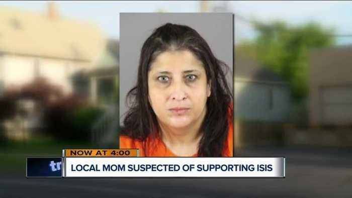 News video: Local mom in custody after recruiting for ISIS on social media