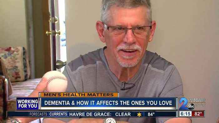 News video: Dementia and how it affects the ones you love