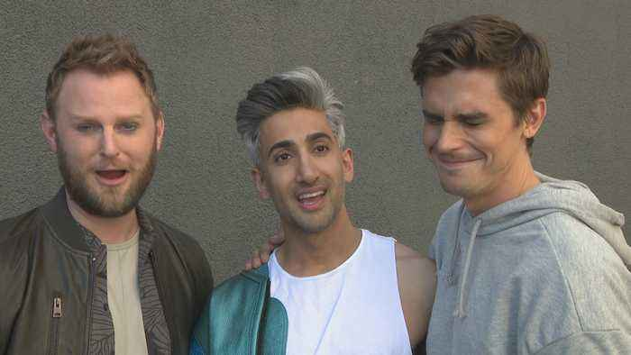 News video: The Fab Five's Fast Five: ET Quizzes the 'Queer Eye' Cast On Each Other!