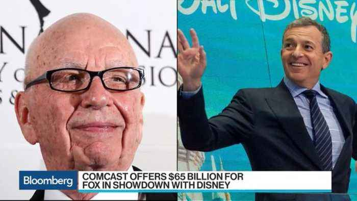 How Will Disney Respond to Comcast's Fox Bid?