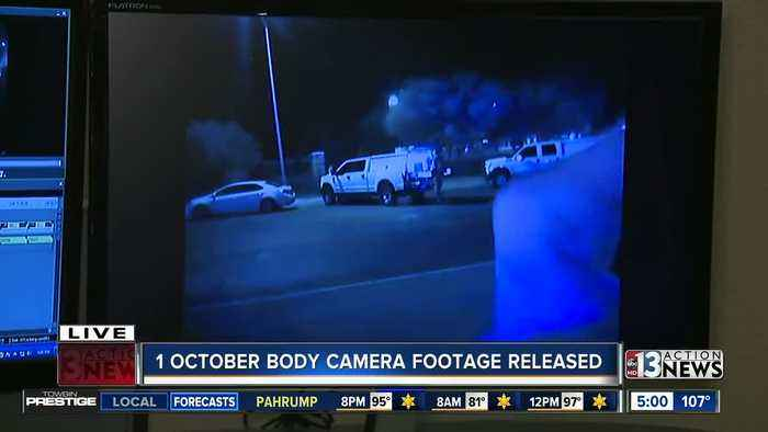 News video: Body cam video shows officers pinned down
