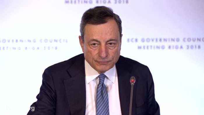 Draghi on Bond-Buying Exit, Inflation, Growth Risks: ECB Highlights