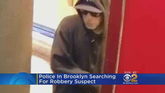 Police Searching For Brooklyn Robbery Suspect