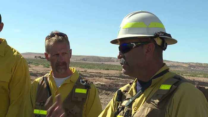 News video: Fire investigators train for wildfire season in Boise