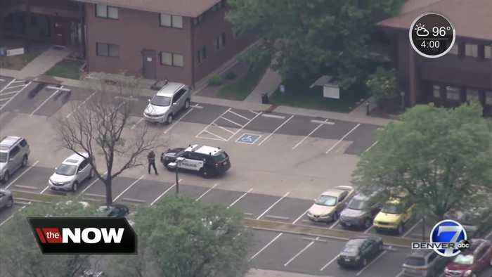 News video: Westminster police respond to shooting near 80th and Sheridan
