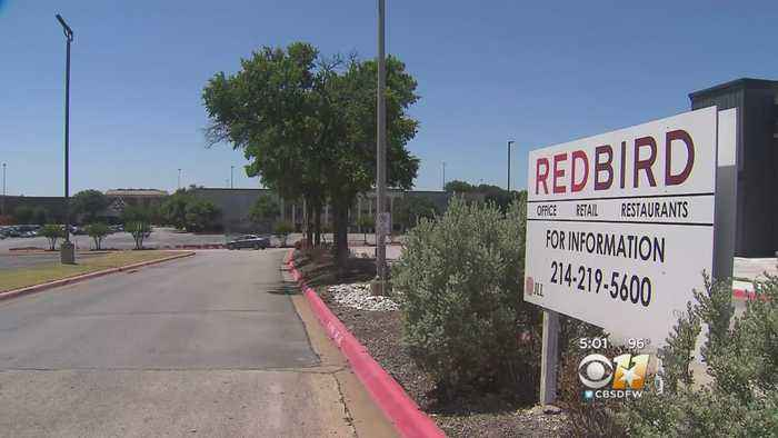 News video: Redevelopment Plans In The Works For Red Bird Mall