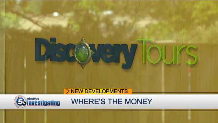 News video: Where's the money: Discovery Tours breaks silence after first meeting in bankruptcy case