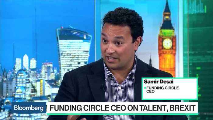News video: Funding Circle CEO on the Fintech Frenzy in Europe
