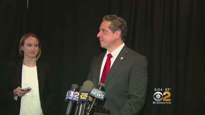 News video: Republican Lawmakers Call On Cuomo To Tackle Term Limits